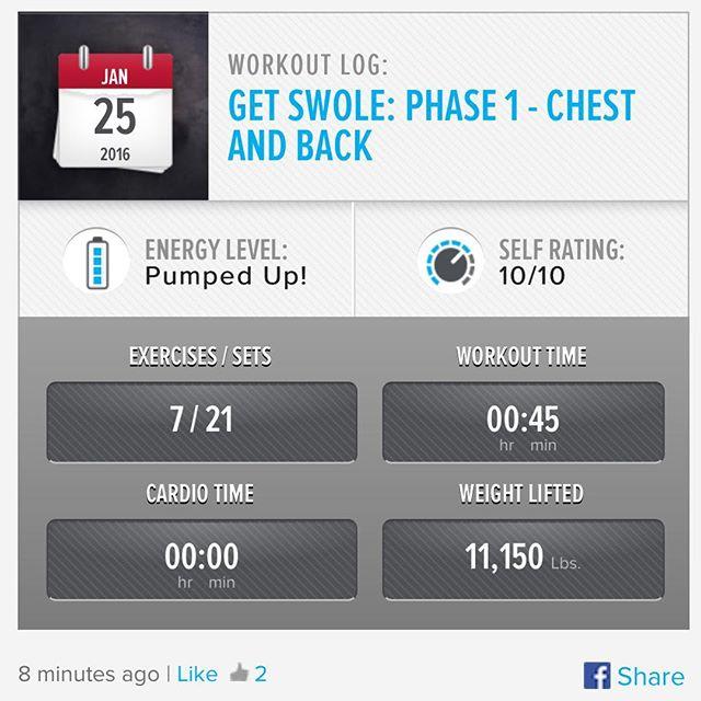 Week 3: Day 1 Workout Day Done! #250kchallenge #oldman #musclemotivation #bestself #workinprogress