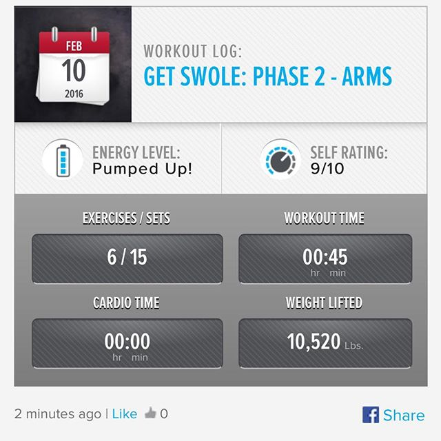 Week 5: Day 3 Workout Done!  #250kchallenge #bodybuildingcom #dymatize #bodybuilding #fitness #lifestyle #motivation #nopainnogain #workout #inspiration #longhardroad #oldman #roadtofitness #musclemotivation #bestself #workinprogress #hardworkpaysoff  #MuscleTech #comeonbalboa #gymlife #freeyourmindneo #trainharder #nevergiveup #onedayatatime #dontthinkaboutitdoit #fitforlife #fitmotivation #gohard #keepyourheadup #determination