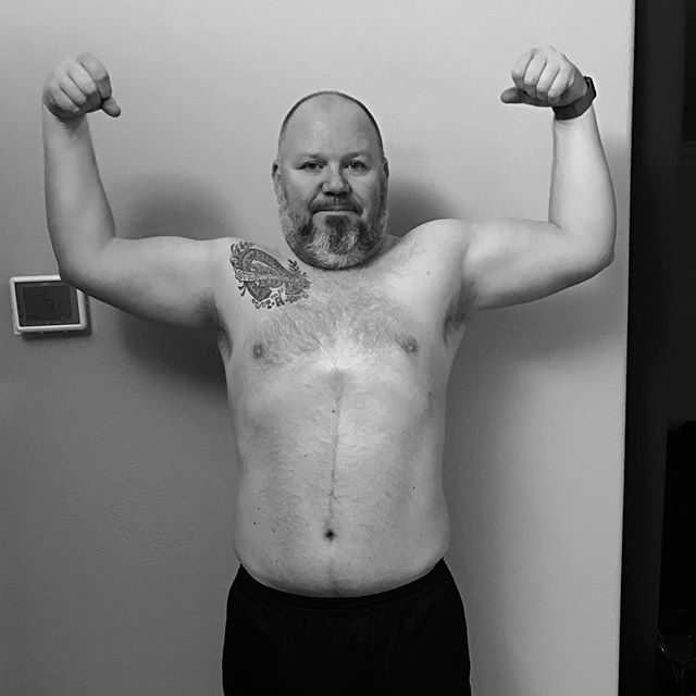 Making Carl Great Again…  I think i've figured out my workout and diet that I am going to be able maintain. I am really enjoying working out again. I am seeing progress which is making up for the couple of months I took off towards the end of last year.  I started using the Stronglifts app for tracking 5x5 workout, I feel like I am going really good workout with totally killing myself in the gym.  Looking forward to seeing my progress as I continue down this path.  #workinprogress
