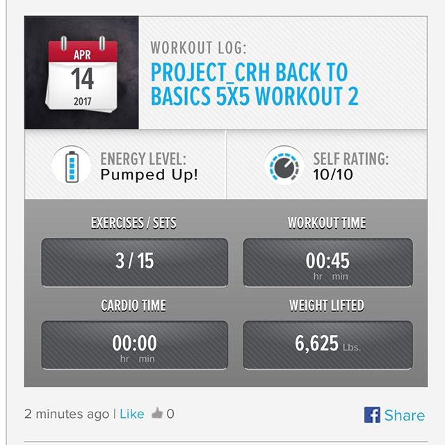 5th Workout of the Week.  #workinprogress