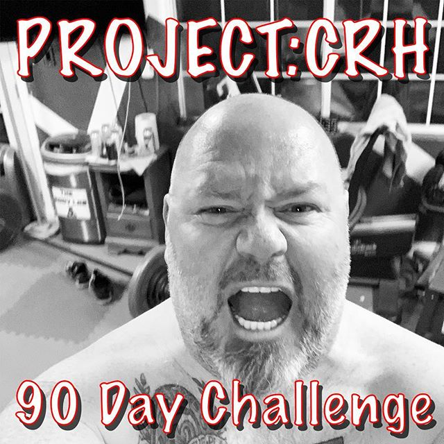 "Project:CRH ""90 Day Challenge"" Today starts my own personal 90 Day Challenge with myself, between now and Feb 24th I am going to do the following: * Try and stick to the Carnivore Diet as much as possible * No Soda * Cut back on Rockstars (1 a day, 2 on workout days) * Add Accessory Exercises to 5x5 Workouts * ""Trigger"" Type exercises on Non Workout Days * No Candy or sweets Feel free to join me on this challenge or do your own 90 Day Challenge and see what you can do too! I am starting this challenge at one of the hardest times of the year to give up sweets.. Christmas season has begun, that means there will be holiday sweets showing up at the office. This will be a real test of my will power. I know in the end, this challenge will be great. #workinprogress"