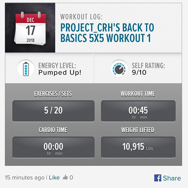 1st workout of the 4th week of my 90 Day Challenge is done!  #workinprogress  l