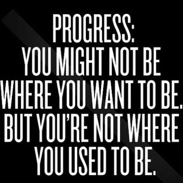 Day 20: Daily Motivation You have to keep a eye on the big picture and remember where you want to get to, not where you've been. 