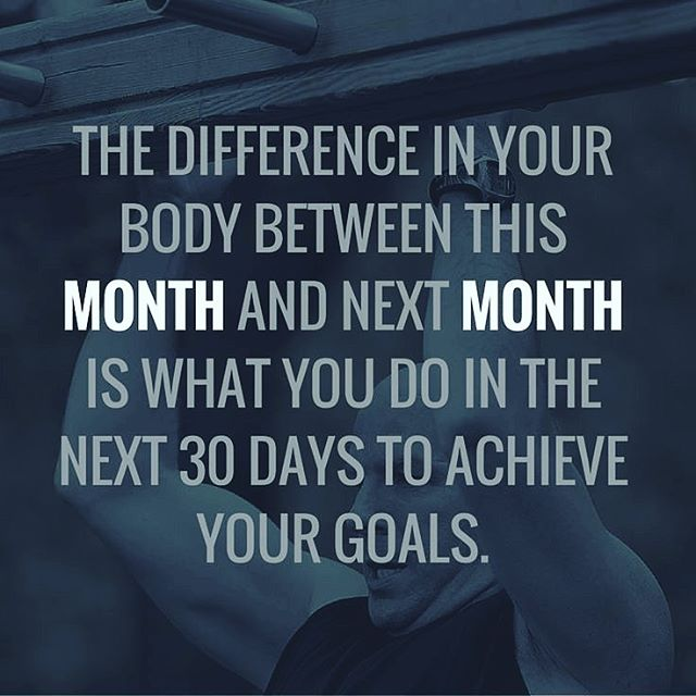 Today starts a new month, let's make it a great month and make a difference for yourself!! #workinprogress