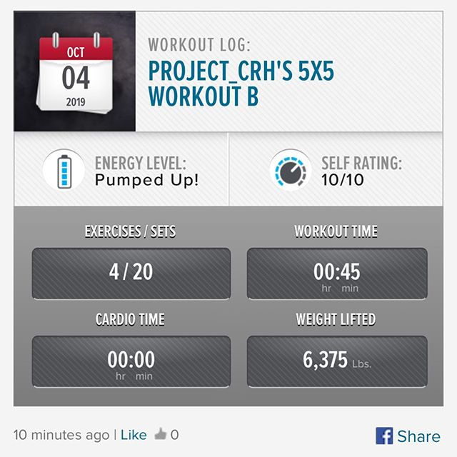 3rd workout of the week is done! #workinprogress