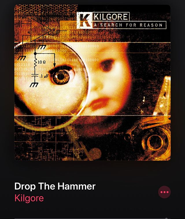 """Sometimes that one song comes across your playlist when you really need it during your workout. Today that """"Drop the hammer"""" by Kilgore!!! #workinprogress"""