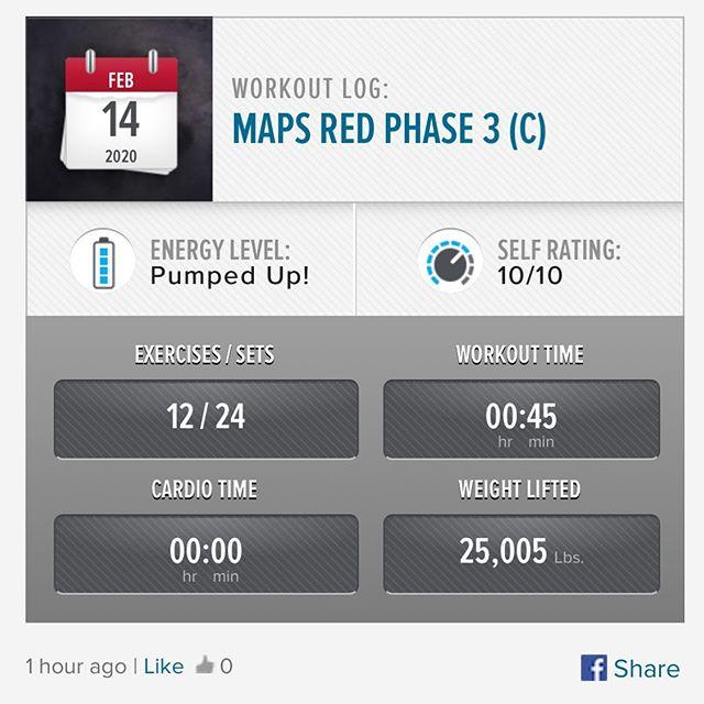 Last Foundational workout of the week is done!! #workinprogress
